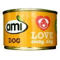 Ami Dog wet food 阿米狗 蔬食罐頭 150克 x12罐