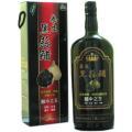 養生黑蒜醋 - 天然發酵養生黑蒜醋 700ml