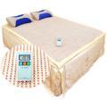 天然負離子晶礦床墊 雙人床 (重量13KG)