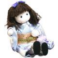 發條音樂娃娃-日式和服 Clockwork Music doll