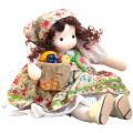 發條音樂娃娃-水果妹  Clockwork Music doll