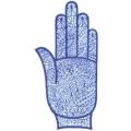 手掌-橡膠刺青模板9