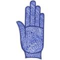 手掌-橡膠刺青模板-小5