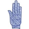 手掌-橡膠刺青模板3