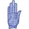 手掌-橡膠刺青模板-小6