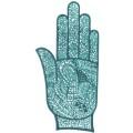 手掌-橡膠刺青模板-小12