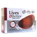 康益倍軟膠囊 40粒/美國製 L-穀胱甘鈦、DL-蛋胺酸、L-麩胺酸、L-精胺酸、肌醇、螯合硒