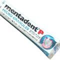 英國 MENTADENT P 潔淨微粒 含氟牙膏 100ml