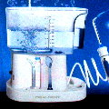 Oraldent HP -70  多功能 脈衝式沖牙機 (附4種噴嘴)  (可與waterpik wp 60 共用耗材)