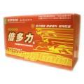 倍多力 (60粒/盒)- 紅景天、人蔘萃取物、冬蟲夏草菌絲體