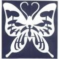 身體-刺青模板-蝴蝶2