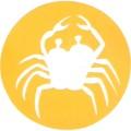 身體-刺青模板-螃蟹
