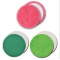 YUWA超細纖維布(2入)強效菜瓜布(2入)珊瑚絨打蠟布(2入)